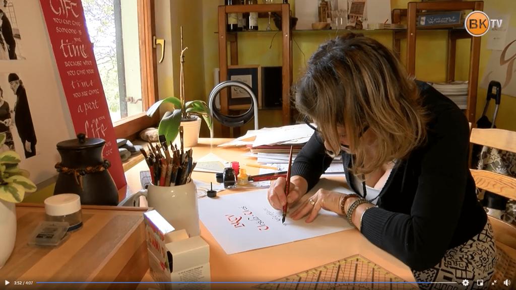 BKTV: Na ZPM Maribor kmalu tečaji kaligrafije